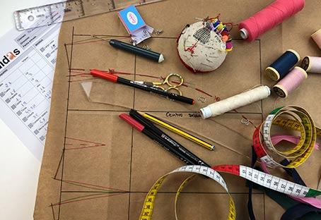 curso costura y patronaje