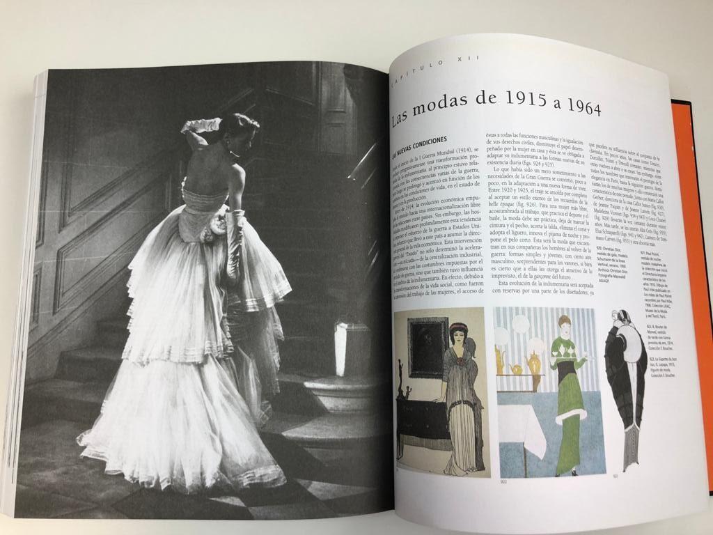 moda de 1915 a 1964