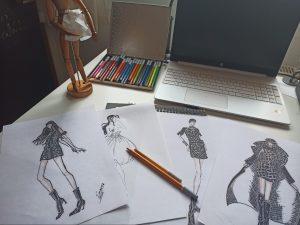 Diseños de moda